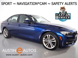 2016_BMW_3 Series 328i Sedan_*SPORT, NAVIGATION, BLIND SPOT ALERT, DRIVING ASSISTANT, LANE DEPARTURE ALERT, SURROUND VIEW CAMERAS, MOONROOF, HEATED SEATS, BLUETOOTH PHONE & AUDIO_ Round Rock TX