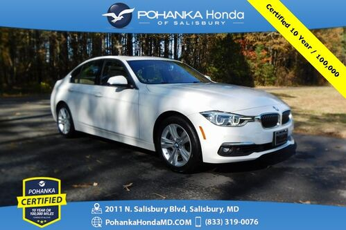 2016_BMW_3 Series_328i xDrive AWD ** Pohanka Certified 10 Year / 100,000  **_ Salisbury MD