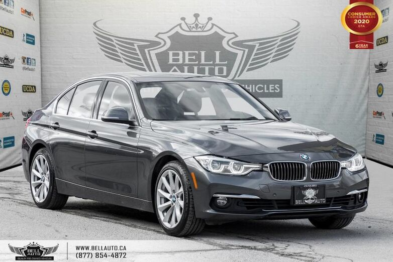 2016 BMW 3 Series 328i xDrive, AWD, NO ACCIDENT, NAVI, REAR CAM, SUNROOF Toronto ON