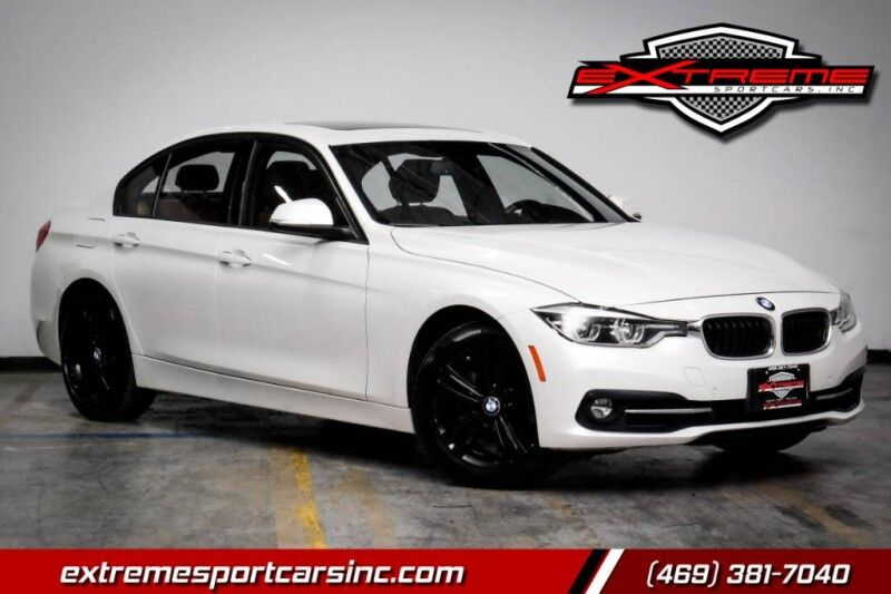 2016 BMW 3 Series 328i xDrive Carrollton TX