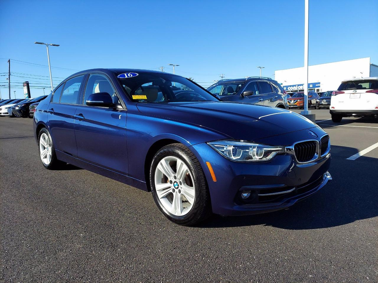 2016 BMW 3 Series 328i xDrive Conshohocken PA