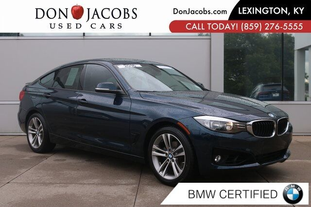 2016 BMW 3 Series 328i xDrive Gran Turismo Lexington KY