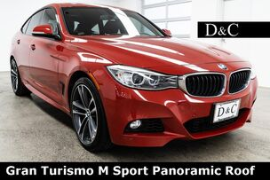 2016 BMW 3 Series 328i xDrive Gran Turismo M Sport Panoramic Roof