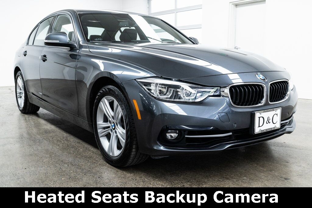 2016 BMW 3 Series 328i xDrive Heated Seats Backup Camera Portland OR