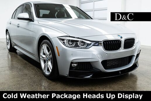 2016 BMW 3 Series 328i xDrive M Sport Cold Weather Package Heads Up Display Portland OR