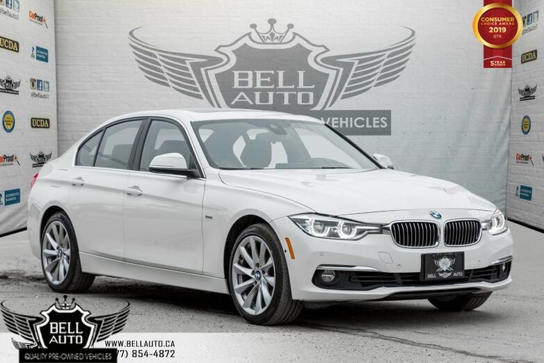 2016 BMW 3 Series 328i xDrive, NAVI, 360 CAM, BLIND SPOT, COLLISION/ LANE DEPARTURE WARNING Toronto ON