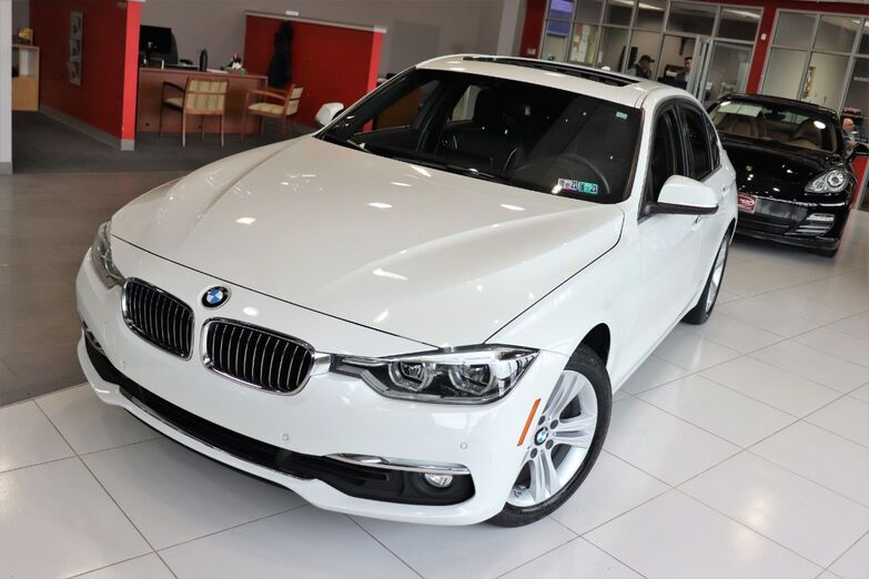 2016 BMW 3 Series 328i xDrive Premium Luxury Driving Assist Navigation Package Heated Front Seats Sunroof Springfield NJ