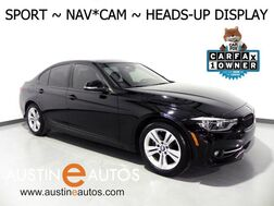 2016_BMW_3 Series 328i xDrive_*SPORT LINE, HEADS-UP DISPLAY, NAVIGATION, BACKUP-CAMERA, MOONROOF, LEATHER, HEATED SEATS/STEERING WHEEL, COMFORT ACCESS, BLUETOOTH_ Round Rock TX