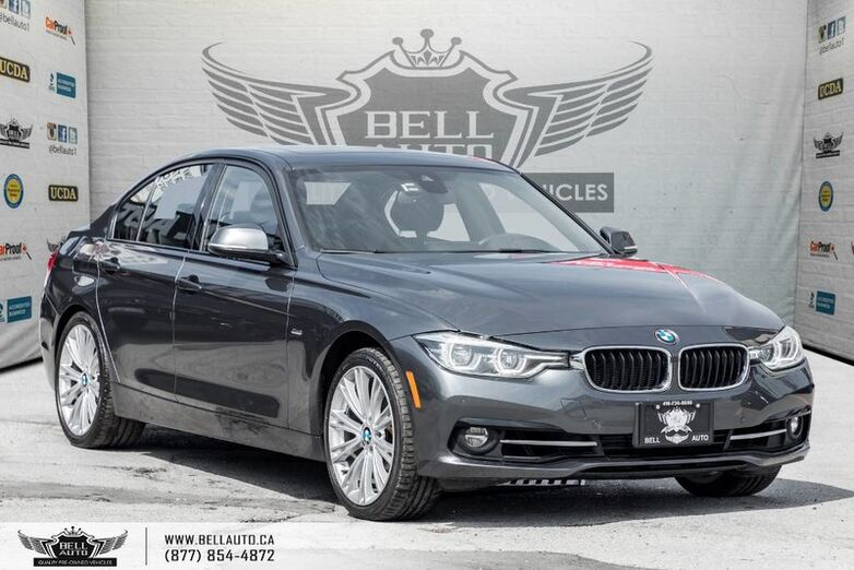2016 BMW 3 Series 328i xDrive, SPORT, NAVI, LANE DEPART, BLIND SPOT, BACK-UP CAM Toronto ON
