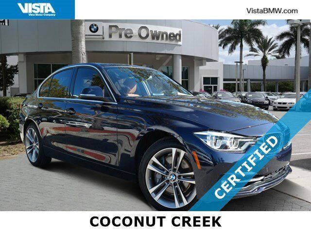 2016 BMW 3 Series 340i Coconut Creek FL