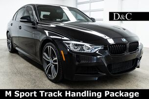 2016 BMW 3 Series 340i M Sport Track Handling Package