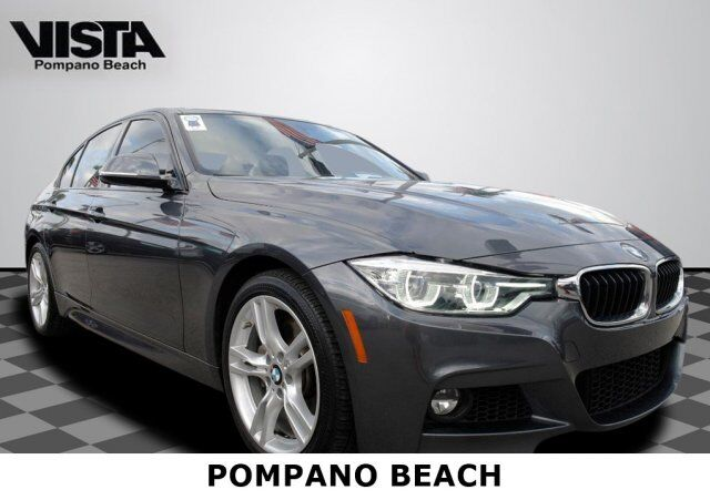 2016 BMW 3 Series 340i Pompano Beach FL