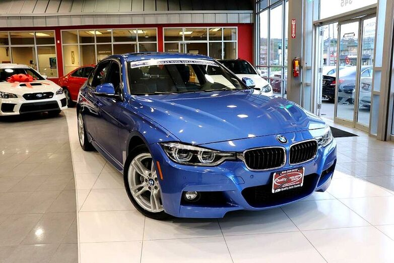 2016 BMW 3 Series 340i xDrive - M Sport - CARFAX Certified 1 Owner - Fully Serviced - QUALITY CERTIFIED up to 10 YEARS 100,000 MILE WARRANTY Springfield NJ
