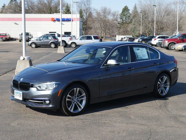 2016 BMW 3 Series 340i xDrive Inver Grove Heights MN