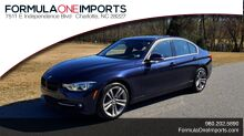 2016_BMW_3 Series_340i xDrive / NAV / SUNROOF / HUD / REARVIEW / PARK ASST_ Charlotte NC