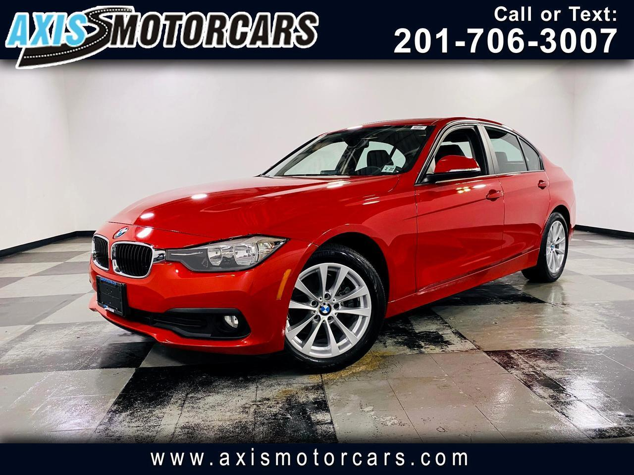 2016 BMW 3 Series 4dr Sdn 320i xDrive AWD South Africa Jersey City NJ