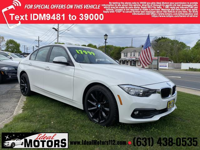 2016 BMW 3 Series 4dr Sdn 320i xDrive AWD South Africa Medford NY