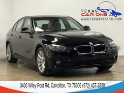 2016_BMW_320i_DRIVER ASSIST PKG LEATHER SEATS REAR CAMERA KEYLESS START BLUETO_ Carrollton TX