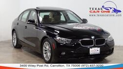2016_BMW_320i xDrive_AWD DRIVER ASSIST PKG NAVIGATION SUNROOF LEATHER HEATED SEATS_ Carrollton TX