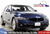 2016 BMW 320i xDrive AWD PREMIUM PKG DRIVING ASSIST PKG NAVIGATION SUNROOF LEATHER HEATED SEATS