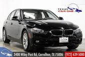 2016 BMW 320i xDrive AWD PREMIUM PKG DRIVING ASSIST PKG SUNROOF LEATHER HEATED SEATS REAR CAMERA