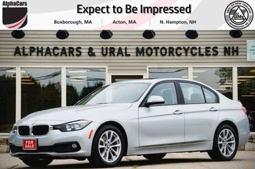 2016_BMW_320i_xDrive_ Boxborough MA