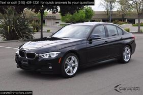 2016_BMW_328 M Sport Sedan w/Drivers Assistance Pkg MSRP $50,195_Premium/18 Wheels/Red Leather Interior_ Fremont CA