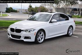 2016_BMW_328 M Sport Sedan w/Drivers Assistance Plus MSRP $53,525_Technology/Lighting/Premium & Red Leather_ Fremont CA
