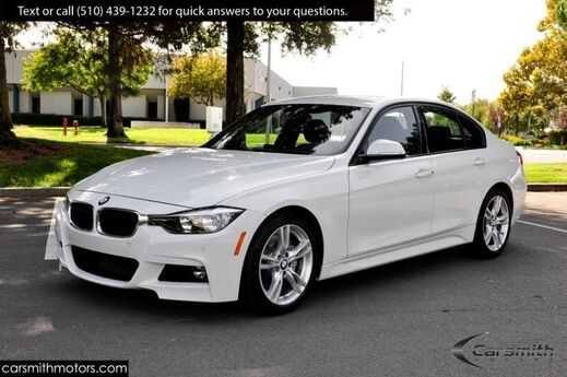 2016 BMW 328 M Sport with Technology Package/Heads Up MSRP $47,660 18 Wheels/Drivers Assistance Pkg/One Owner Fremont CA