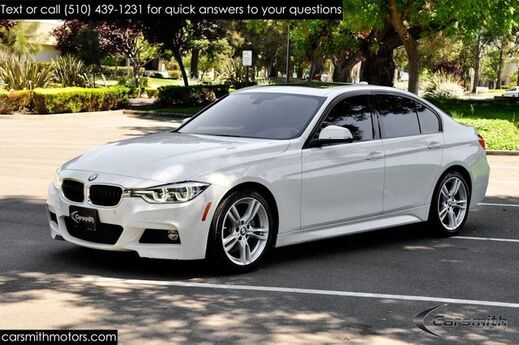2016 BMW 328 M Sport with Technology Package/Heads Up MSRP $52,470 Red Leather/Lighting Pkg/Drivers Assistance Pkg Fremont CA