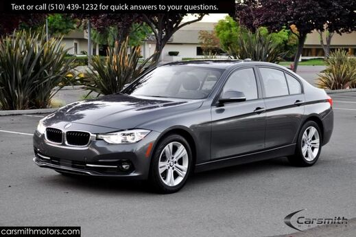 2016 BMW 328 Sport Sedan Technology Pkg w Heads Up MSRP $48,345 Drivers Assistance Pkg/ Premium Pkg Fremont CA