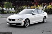 2016 BMW 328 Sport Sedan w/Active Cruise MSRP $49,520 Lighting Pkg/Premium Pkg/Tech Assistance with Heads Up