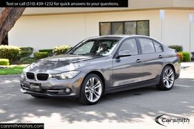 2016_BMW_328 Sport Sedan w/Drivers Assistance MSRP $42,210_18 Wheels/ only 18K Miles!!!Heated Seats_ Fremont CA