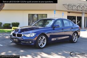 2016_BMW_328 Sport Sedan w/ Drivers Assistance MSRP $48,820_18 Wheels/Harmon Kardon & Navigation_ Fremont CA