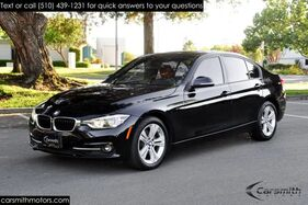 2016_BMW_328 Sport Sedan w/Technology Pkg MSRP $48,345_Coral Red Leather/Premium Pkg/Navigation_ Fremont CA