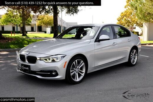2016 BMW 328 Sport Sedan w/Technology Pkg MSRP $48,895 Cold Weather/Premium/Drivers Assistance Fremont CA