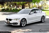 2016 BMW 328 Sport w/ Technology and Heads Up MSRP $49,620 Premium/Drivers Assistance/18 Wheels/Harmon Kardon