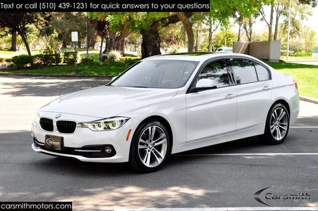 2016 BMW 328 Sport w/ Technology and Heads Up MSRP $49,620 Premium/Drivers Assistance/18 Wheels/Harmon Kardon Fremont CA