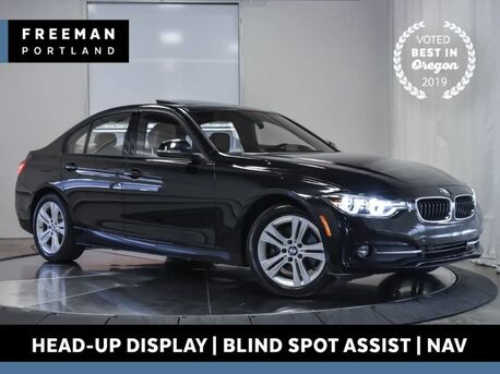 2016_BMW_328d_Diesel Head-Up Display Nav Back-Up Cam Htd Seats_ Portland OR