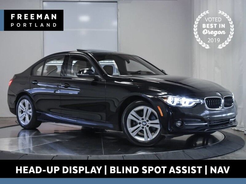 2016 BMW 328d Diesel Head-Up Display Nav Back-Up Cam Htd Seats Portland OR