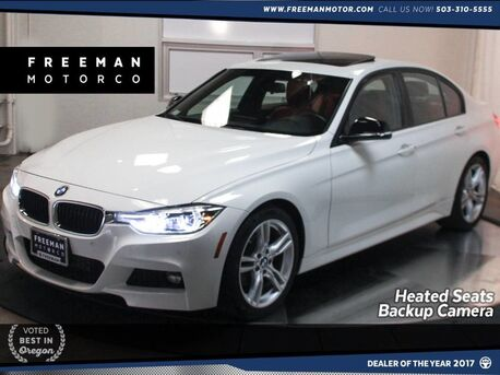 2016_BMW_328d_Diesel M Sport Back-Up Cam Heated Seats Nav_ Portland OR