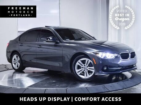 2016_BMW_328d_Diesel Sport Head-Up Display Htd Seats Navigation_ Portland OR