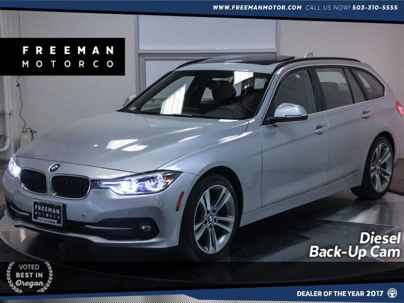 2016 BMW 328d xDrive Wagon Sport Line Pano Roof Back-Up Cam Portland OR
