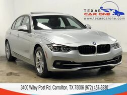 2016_BMW_328i_DRIVER ASSIST PKG NAVIGATION SUNROOF LEATHER HEATED SEATS KEYLES_ Carrollton TX