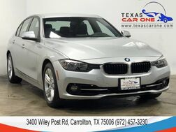 2016_BMW_328i_LEATHER SEATS HEATED SEATS REAR CAMERA KEYLESS START BLUETOOTH PADDLE SHIFTERS_ Carrollton TX