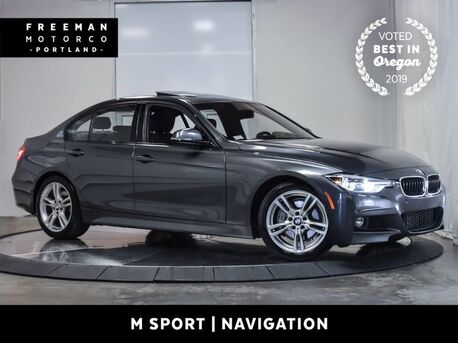 2016_BMW_328i_M Sport Back-Up Cam Nav Htd Seats Comfort Access_ Portland OR