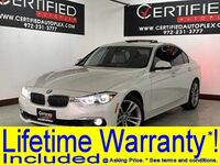 BMW 328i SPORT LINE NAVIGATION SUNROOF HEATED LEATHER SEATS REAR CAMERA PARK ASSIST 2016