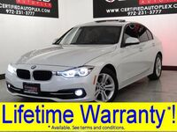 BMW 328i SPORT PKG BLIND SPOT ASSIST HEADS UP DISPLAY NAVIGATION SUNROOF LEATHER 2016