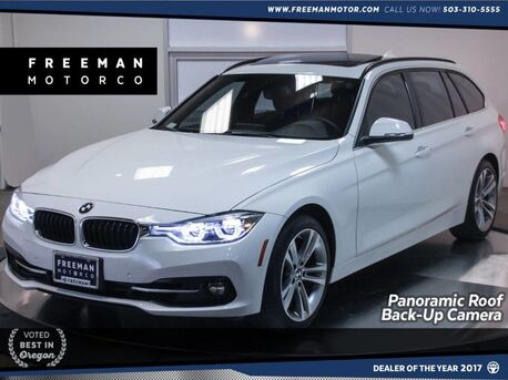 2016_BMW_328i_xDrive Wagon Sport Line Pano Roof Back-Up Cam Nav_ Portland OR