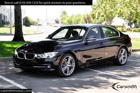 2016_BMW_340 Sport Sedan w/ Tech Pkg & Heads Up MSRP $51,395!!!_Drivers Assistance/19 Wheels/Nav/Harmon Kardon_ Fremont CA